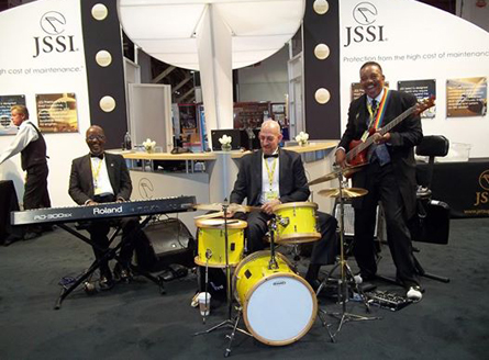 Live Performance at a JSSI Event